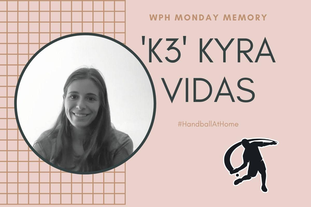 Kyra Vidas featured:  WPH Memory Monday